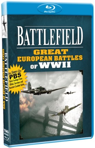 Battlefield - Great European Battles of WWII - As Seen On PBS [Blu-ray]