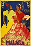 Malaga Trip to Spain Spanish Fashion Ladies Girls Flamenco Dance Travel Tourism 20