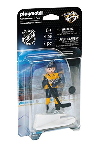 PLAYMOBIL NHL Nashville Predators Player (Nashville Predators Best Player)