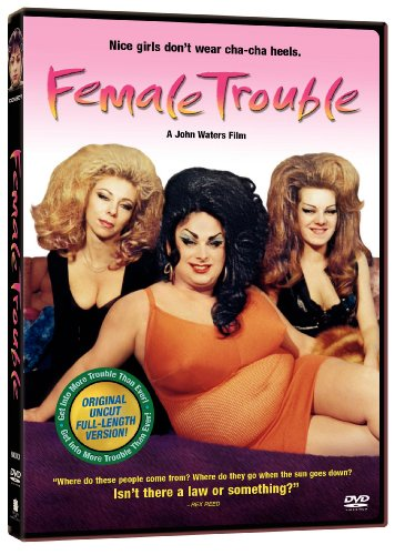 Female Trouble by NEW Line Home Video