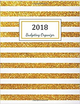 Budgeting Organizer Budgeting Planner 2018 Finance Monthly Budget