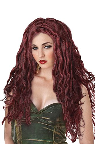 [8eighteen Medusa Halloween Costume Wig] (Medusa Costumes Wig)