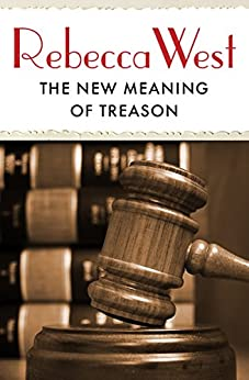 The New Meaning of Treason by [West, Rebecca]