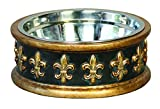 Unleashed Life Chartres Fleur de Lis Collection, X-Small