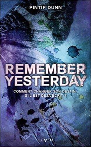 Image result for remember yesterday lumen