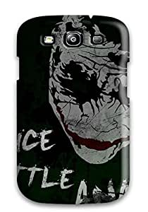 8489761K54995366 Galaxy Case - Tpu Case Protective For Galaxy S3- The Dark Knight