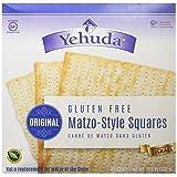 Yehuda Matzoh Squares Gluten-Free Original, 10.5 Ounce, 3 Count