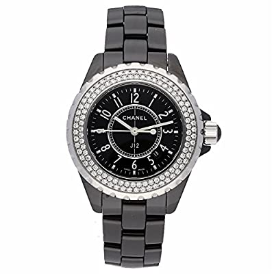Chanel J12 Quartz Female Watch H0949 (Certified Pre-Owned) by Chanel