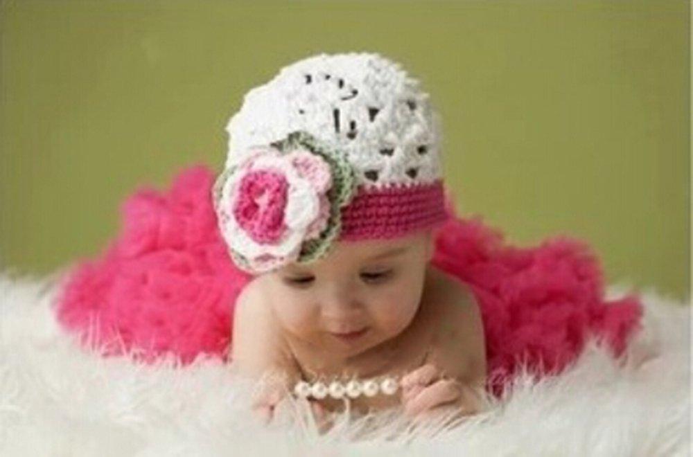 amazon com winglife newborn baby girl crochet mermaid three piece
