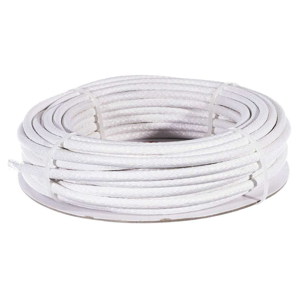 15.24 M Craft County 6.35 MM 1//4 Inch Available in 50 Feet 54.9 M 180 Feet Coiling Cord