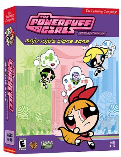 The Powerpuff Girls Learning Challenge: Mojo Jojo's Clone Zone - PC/Mac