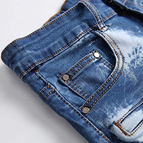 Décontracté Moderne Dans Joggers Bolawoo 77 Jeans Shorts Au Sweat Chic Denim Mode Design Pantalon Un Court Bleu D'été PqgaPB