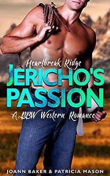 Jerichos Passion BBW Western Romance ebook product image