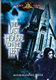 The Last House on the Left cover.