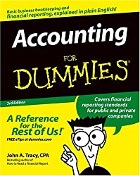Image of the product Accounting For Dummies that is listed on the catalogue brand of Brand: For Dummies.