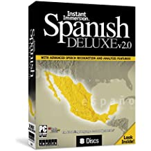 Instant Immersion Spanish Deluxe v2.0 (old version)