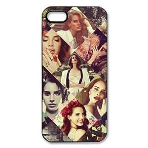 Happinessexplorer Lana Del Rey iPhone 6 4.7 Case, Best Durable Plastic Lana Del Rey iPhone 6 4.7 Case