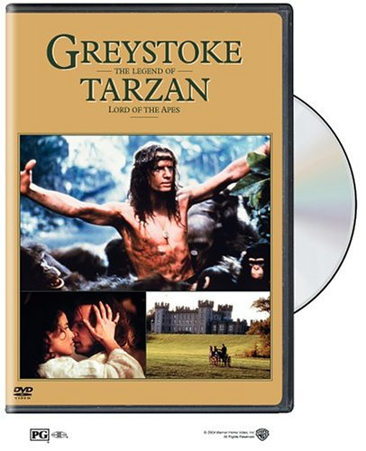 - Greystoke - The Legend of Tarzan