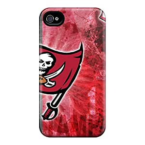 RichardBingley Iphone 4/4s Best Cell-phone Hard Cover Customized HD Tampa Bay Buccaneers Image [WRS5826LIqe]