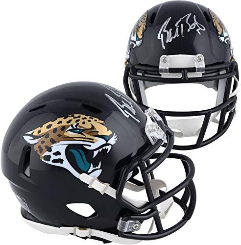 Blake Bortles Jacksonville Jaguars Autographed Riddell Speed Mini Helmet - Fanatics Authentic ()
