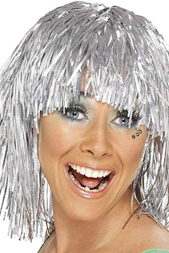 Smiffys Cyber Tinsel Wig]()