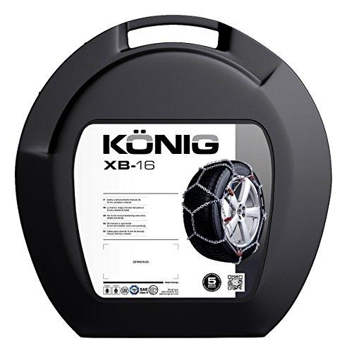 K/ÖNIG 2004825230 Catena da Neve XB-16 230
