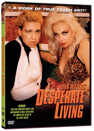 Desperate Living (1977) by New Line Home Video
