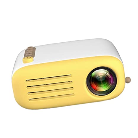 Amazon.com: Baosity YG200 Mini Projector Smart Phone ...