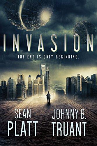 Invasion (Alien Invasion Book 1) by [Truant, Johnny B., Platt, Sean, Realm and Sands]