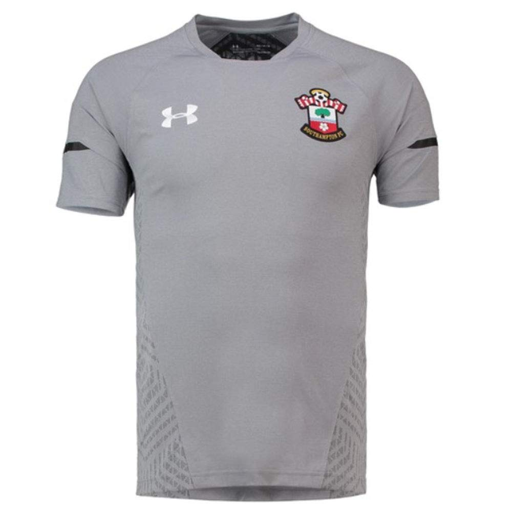 Under Armour 2018-2019 Southampton Training Tee (Steel)