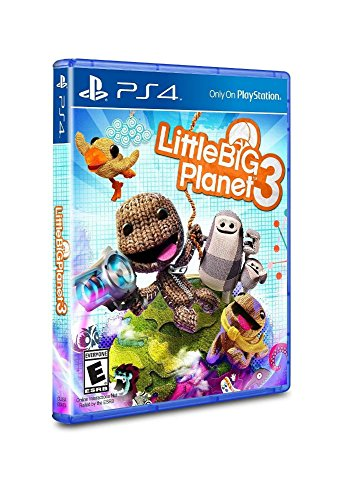 [All NEW! Little Big Planet 3 (Playstation 4 PS4, NTSC LittleBigPlanet Sony Exclusive)] (Little Big Planet 3 Oddsock Costumes)