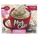 Betty Crocker Mug Cake Rainbow Bit with Vanilla Flavoured Frosting, 294 Grams