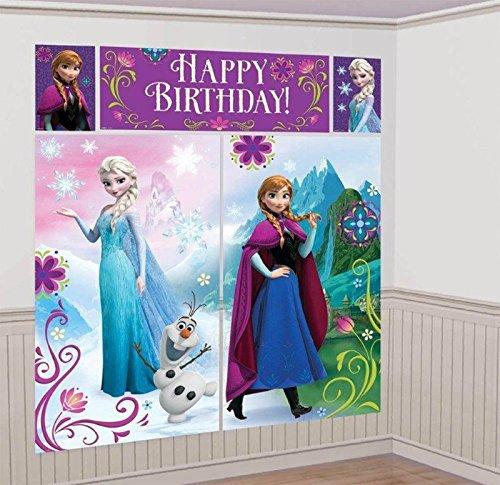 Disney Frozen Scene Setter -