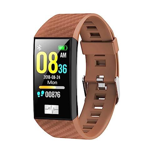 Amazon.com: QinLL Smart Bracelet IP68 Waterproof Smartwatch ...