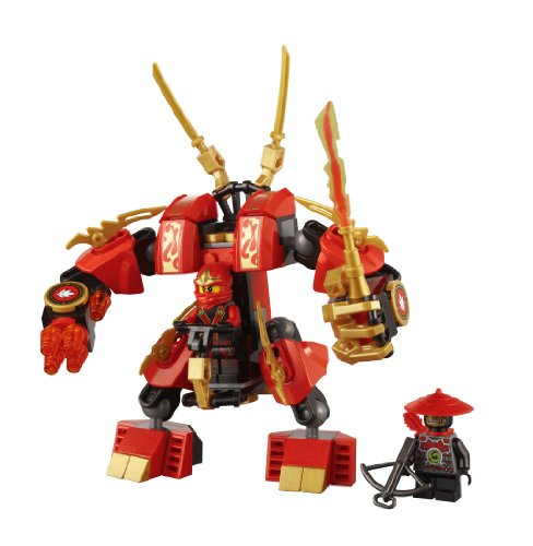 LEGO Ninjago Kais Fire Mech 70500 (Discontinued by manufacturer)