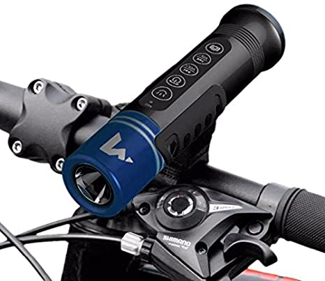 Review MVMT Bike Flashlight With