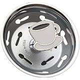 Billy-Joe Homewares 7110  Enamel Coffee Cup Kitchen Strainer