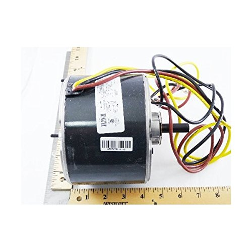 OEM Upgraded GE Genteq 1/12 HP 230v Condenser Fan Motor