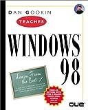 Dan Gookin Teaches Windows 98, Dan Gookin, 0789716887