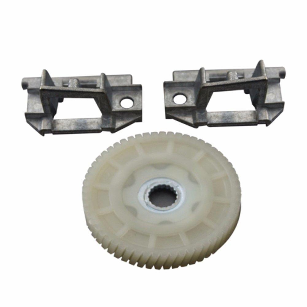 Toit ouvrant Slider gauche et à droite Supports et moteur Gear pour 2061998–2010 LTS