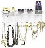 Sorbus Jewelry Organizer Holder, Mail & Key
