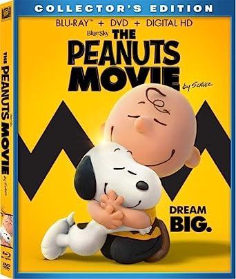 b7862aac5997 Amazon.com: The Peanuts Movie [Blu-ray]: Noah Schnapp, Alexander ...