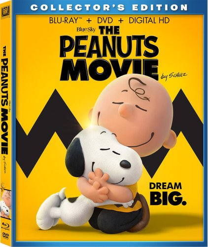 Blu-ray : The Peanuts Movie (, Widescreen, Digital Theater System, Digitally Mastered in HD, Dubbed)