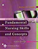 Study Guide to Accompany Fundamental Nursing Skills and Concepts, Stright, Barbara R., 078175349X