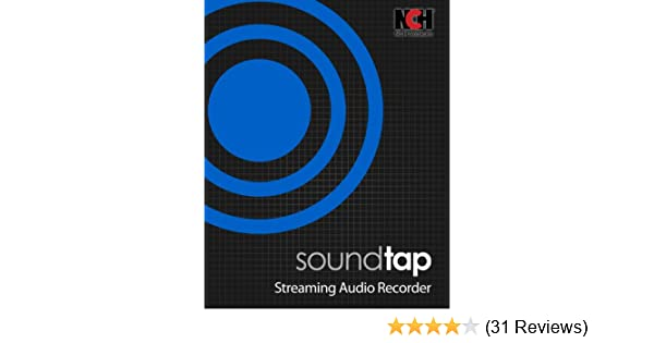 soundtap streaming audio recorder not working