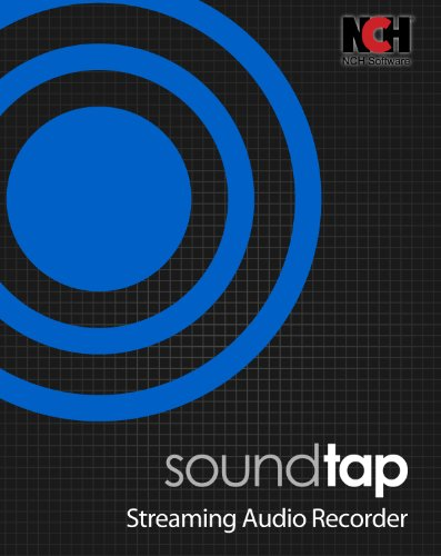 SoundTap Streaming Audio Recorder - Record Audio Playing on Your Computer (Best Nch Software Audio Recorders)