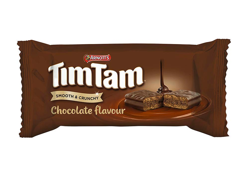 Tim Tam galletas de chocolate y capuchino 2 x135 g: Amazon.es: Alimentación y bebidas