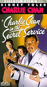 Charlie Chan: In the Secret Service [VHS]