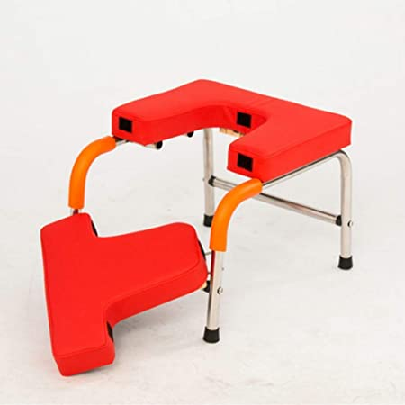 GERGVXA Yoga Headstand Bench - Silla de Yoga de pie para la ...