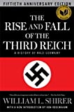 Book cover for The Rise and Fall of the Third Reich: A History of Nazi Germany